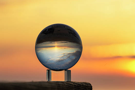 Crystal Ball 4 by David Stasiak