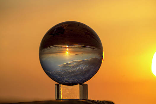 Crystal Ball 8 by David Stasiak