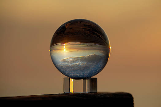 Crystal Ball 9 by David Stasiak