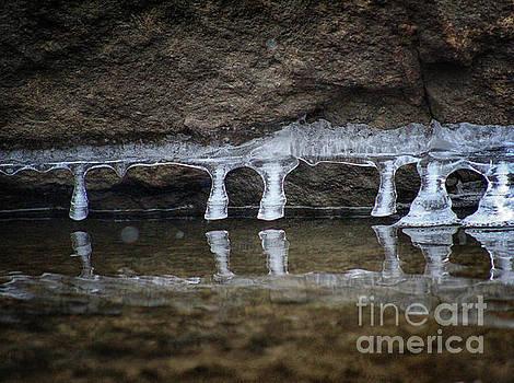 Crystal Colonnade by Karen Adams