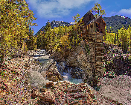 Crystal Mill by Jerry Fornarotto