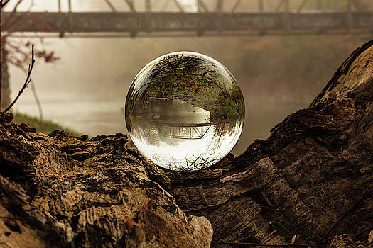 Crystal Vision-Trestle Bridge- Murphy by Kelly Kennon
