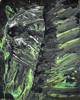 Cthulhu's Descent  by Dea Poirier