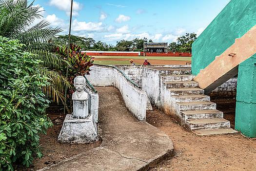 Sharon Popek - Cuban Baseball Field