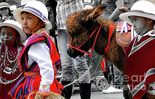 Cuenca Kids 1166 by Al Bourassa
