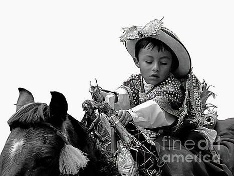 Cuenca Kids 1169 by Al Bourassa