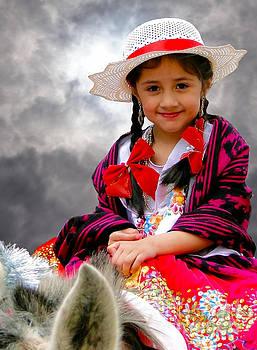 Cuenca Kids 1173 by Al Bourassa