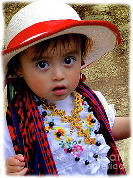 Cuenca Kids 1177 by Al Bourassa