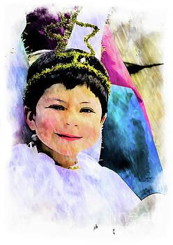 Cuenca Kids 1179 by Al Bourassa