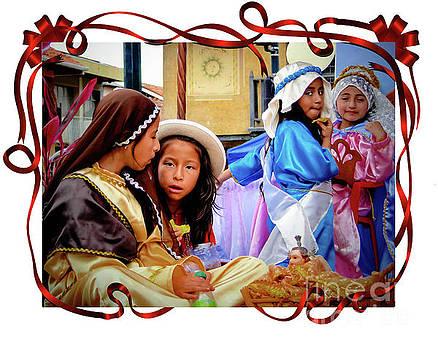 Cuenca Kids 1215 by Al Bourassa