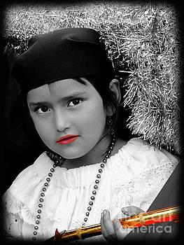 Cuenca Kids 1217 by Al Bourassa
