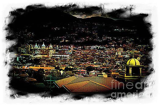Cuenca means Basin by Al Bourassa