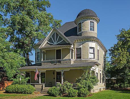 Currie House by David Sams