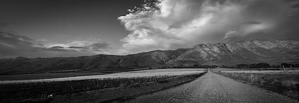 D0557 - Tulbagh Landscape by Dawid Theron