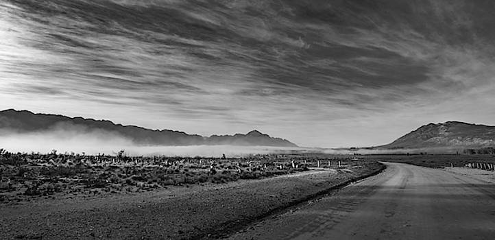 D1101 - Tulbagh Landscape by Dawid Theron