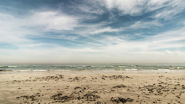 D1380 - Seascape by Dawid Theron