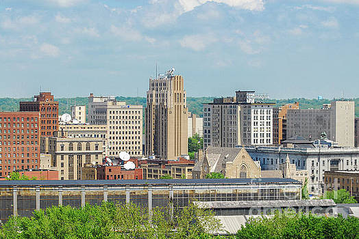D39U-10 Youngstown by Ohio Stock Photography