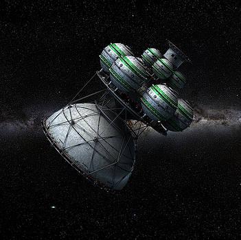 Daedalus Interstellar by Nick Stevens