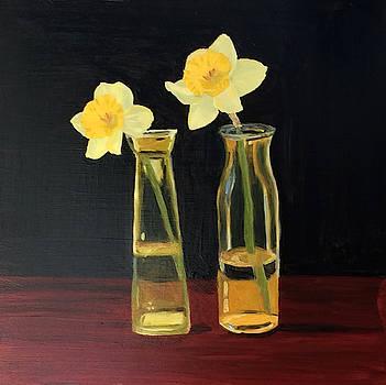 Daffodils by Emily Warren