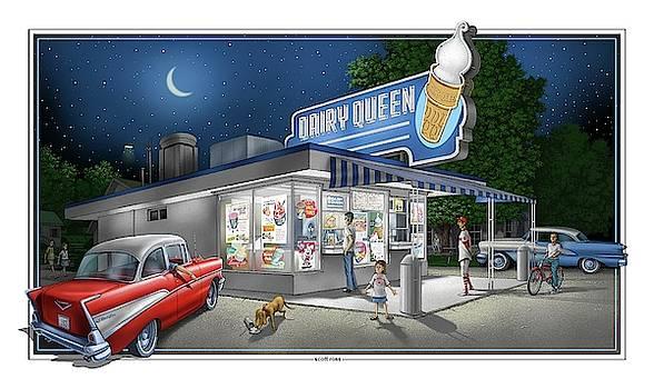 Dairy Queen by Scott Ross