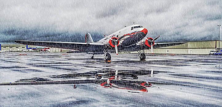 Dakota in the Rain by Tommy Anderson