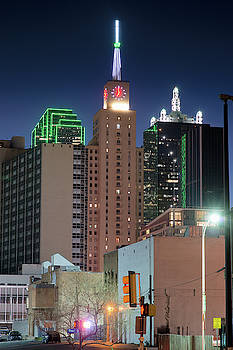 Dallas Texas Downtown 040319 by Rospotte Photography