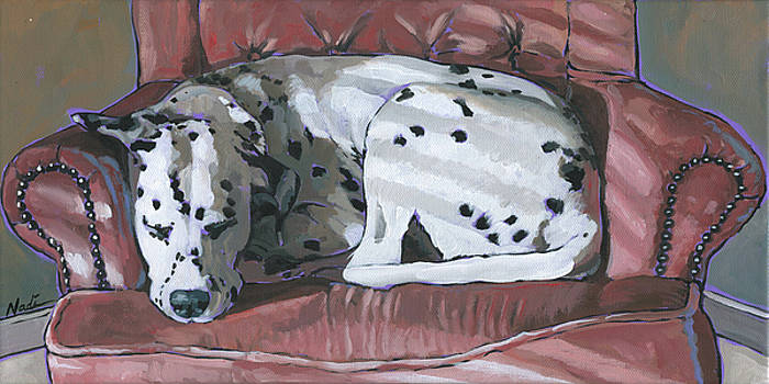 Dalmatian by Nadi Spencer