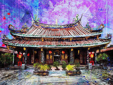 Dalongdong Baoan Temple by Andrea Gatti