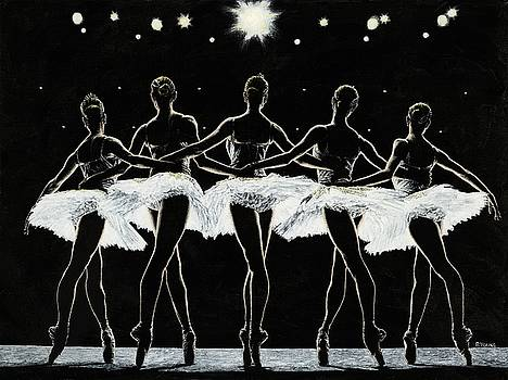 Dance Finale by Richard Young