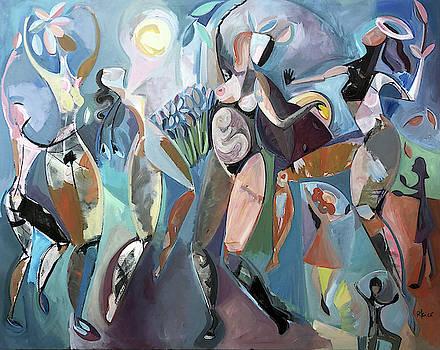 Dance For The Sisterhood by Rachel Kice