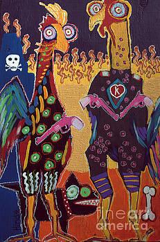David Hinds - Dance Of The Nightcrawlers