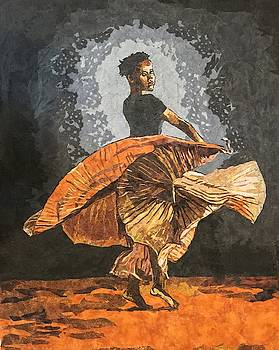Dancer  by Mihira Karra