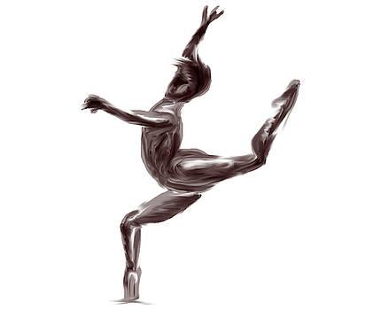 Dancer by Tin Tran