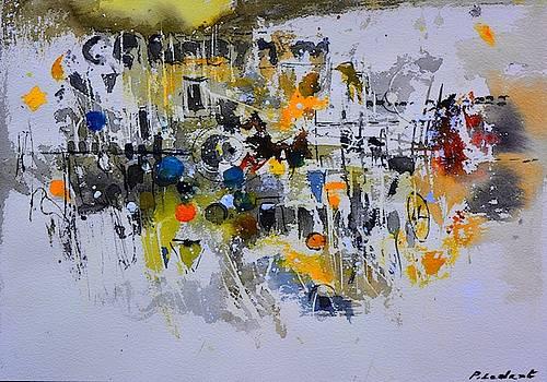 Dancing colors by Pol Ledent