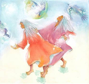 Dancing for Joy by Naike Jahgan