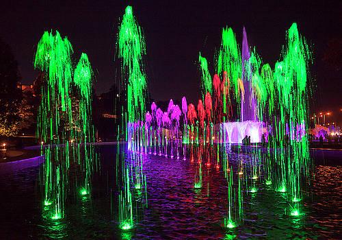 Ramunas Bruzas - Dancing Fountains