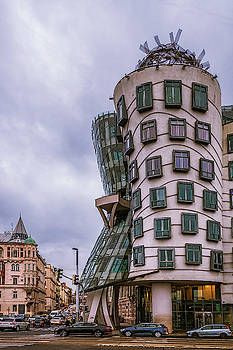 Dancing House Prague by Andrew Soundarajan