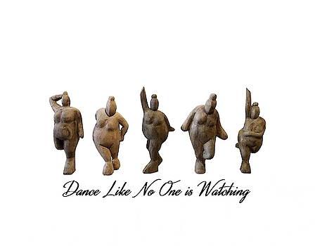 Venus - Dancing Crones by Andrea Kollo