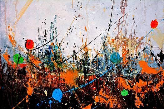 Dancing planet by Pol Ledent