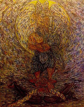 Daniel Angus Francois Reid  by Claude Edwin Theriault