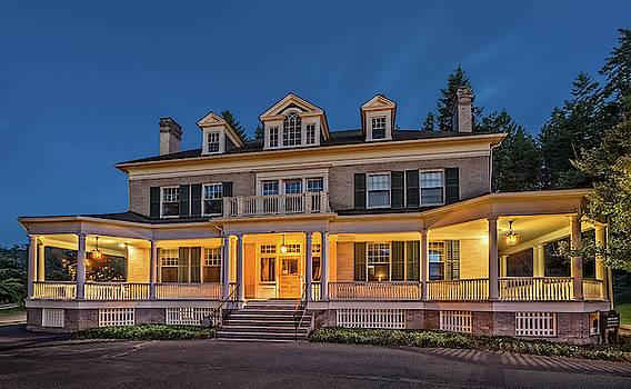 Daniel Chase Corbin Mansion by David Sams