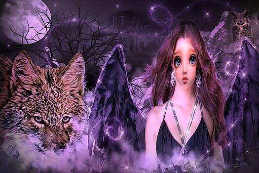 Dark Angel by Artful Oasis