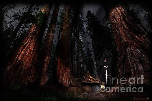 Dark Forest by Lutz Roland Lehn