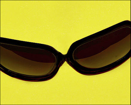 Dark Glasses by Constance Lowery