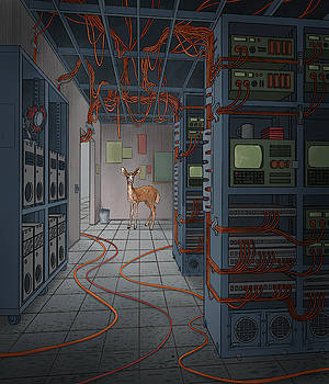 Data _ Center by Evan Robert Miller