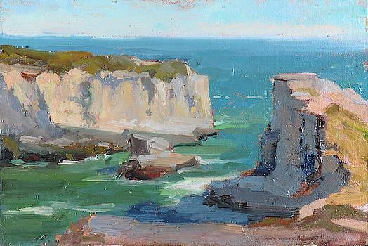 Davenport Cliffs by Steven McDonald
