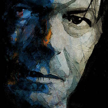 David Bowie _ Chameleon by Paul Lovering