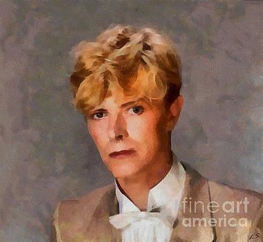 David Bowie collection - 3 by Sergey Lukashin