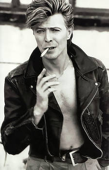 David Bowie by Daniel Hagerman