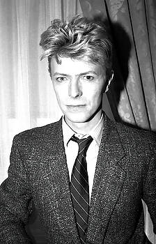 David Bowie Snapshot by Daniel Hagerman